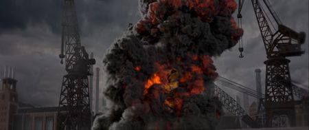 Explosion Robot
