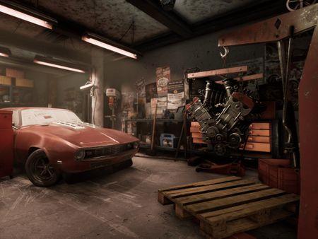 An American Garage