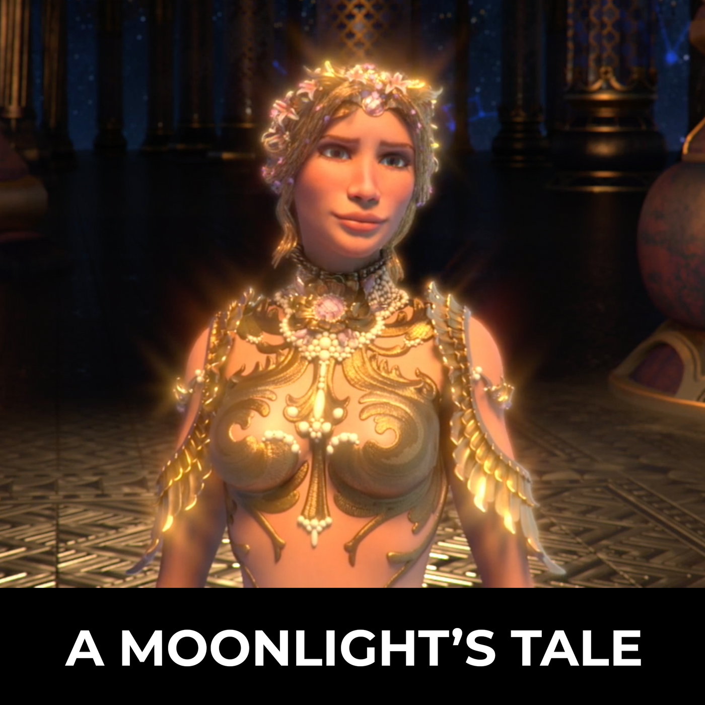 A Moon Lights Tale Ddwek
