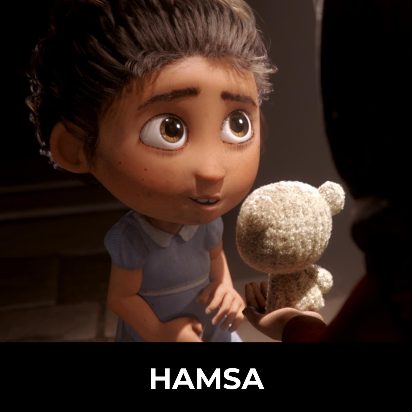 Hamsa Ddwek