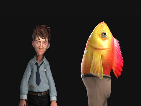 A Fish is your boss