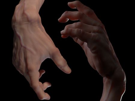 Santino's Hand