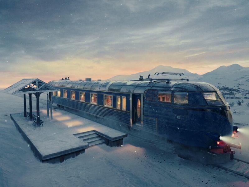 Haier Train
