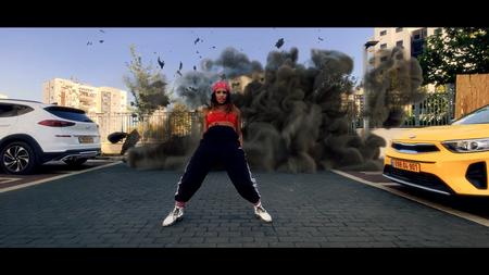 Explosion Dancer