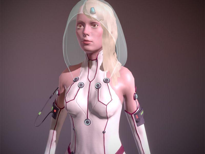 Cyberpunk Alice