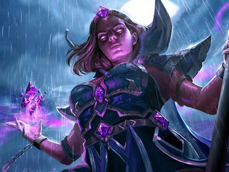 Dark Crystal Mage