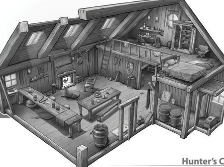 Hunter Cabin
