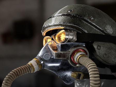 Remaster Killzone helmet