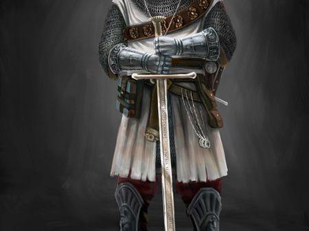 Exiled knight - The Gospel Warrior