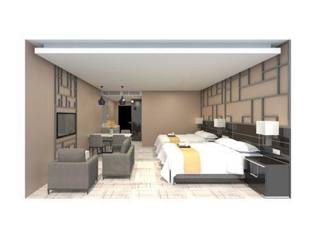 Fendi Boutique Hotel Design