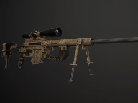 Cheytack M200 Intervention Sniper Rifle