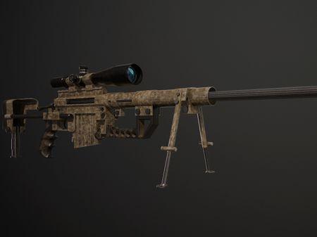 Cheytack M200 Intervention Sniper Rifle