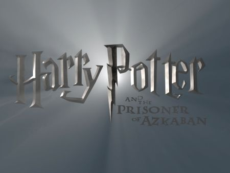 Harry Potter Movie title sequence