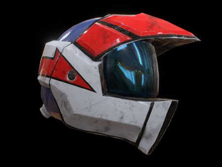 Macross Helmet