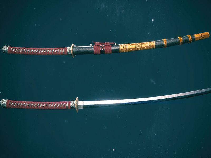 Tachi Sword