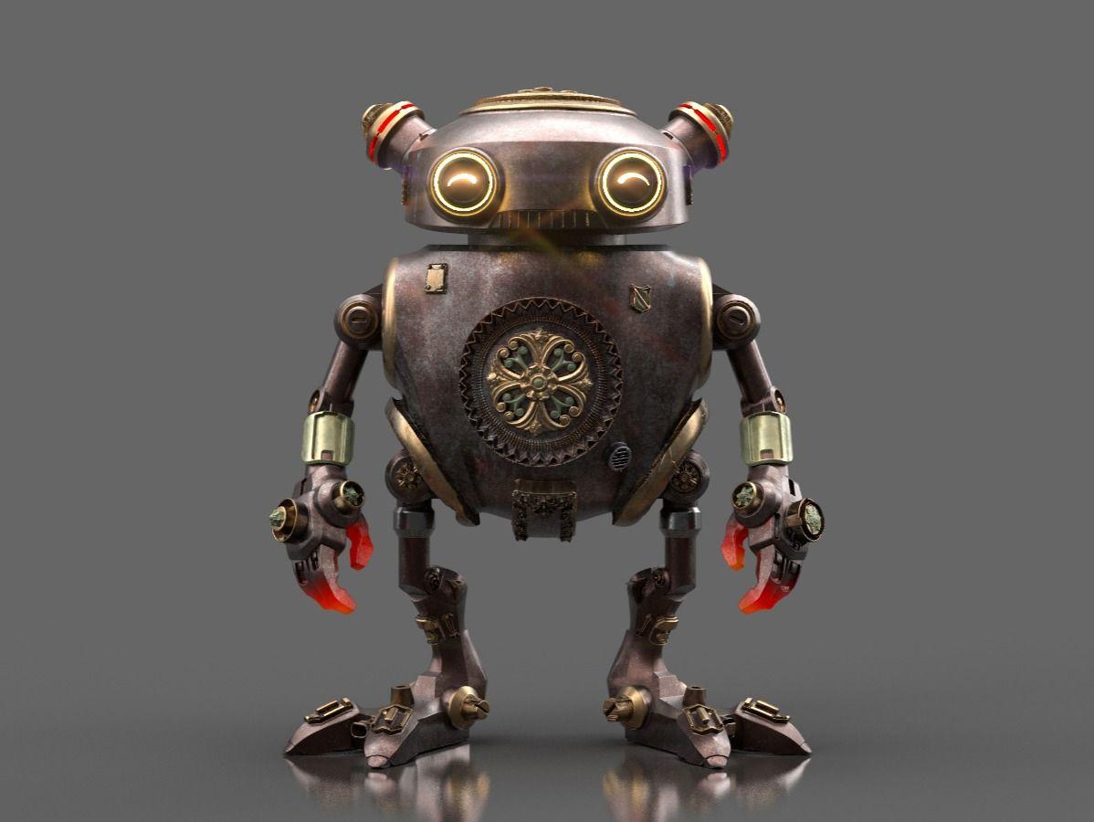 Eddie Royal Robot