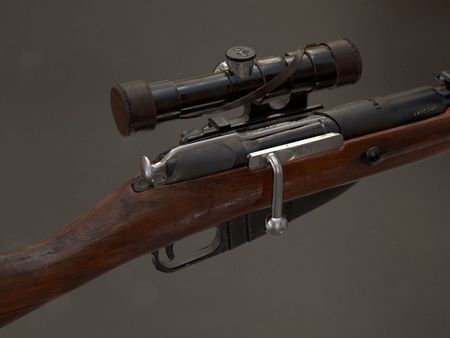 Mosin-Nagant Rifle of V. Zaytsev.