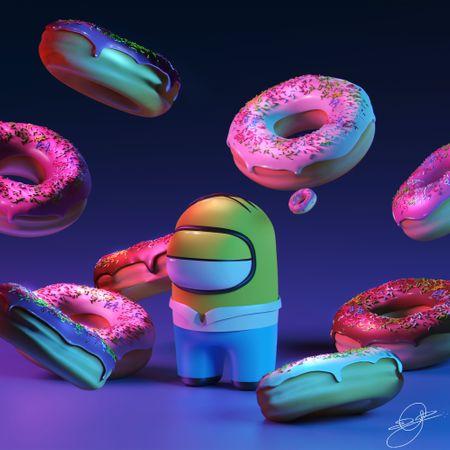 Hmmmm Donuts