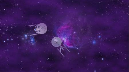 Star Trek to the Past (WIP)