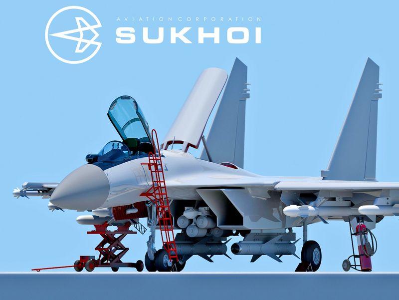 Su-35/Su-27M Flanker-E