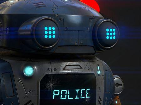 Eddie Police - Sci Fi