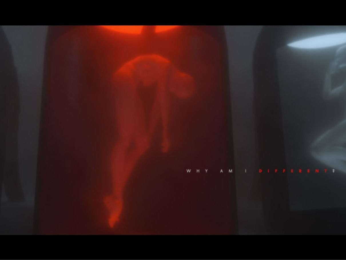 Ghost In The Shell Title Sequence Fan-made