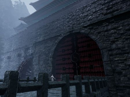 3D Environment (Josun Dynasty inspired)