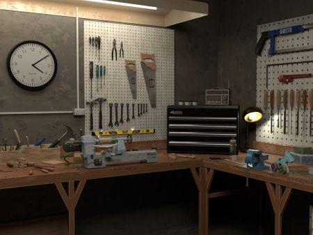 The Tinkerer's Workshop