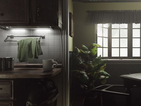 The Little Kitchen - 3D proceduralism