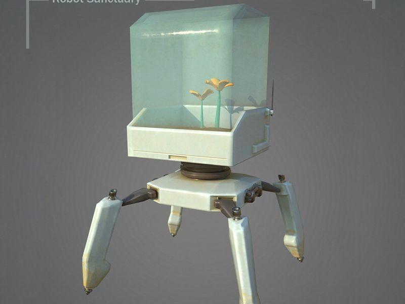 Robot Sanctuary