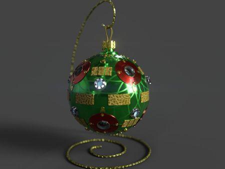 Star Wars - combat remote ornament