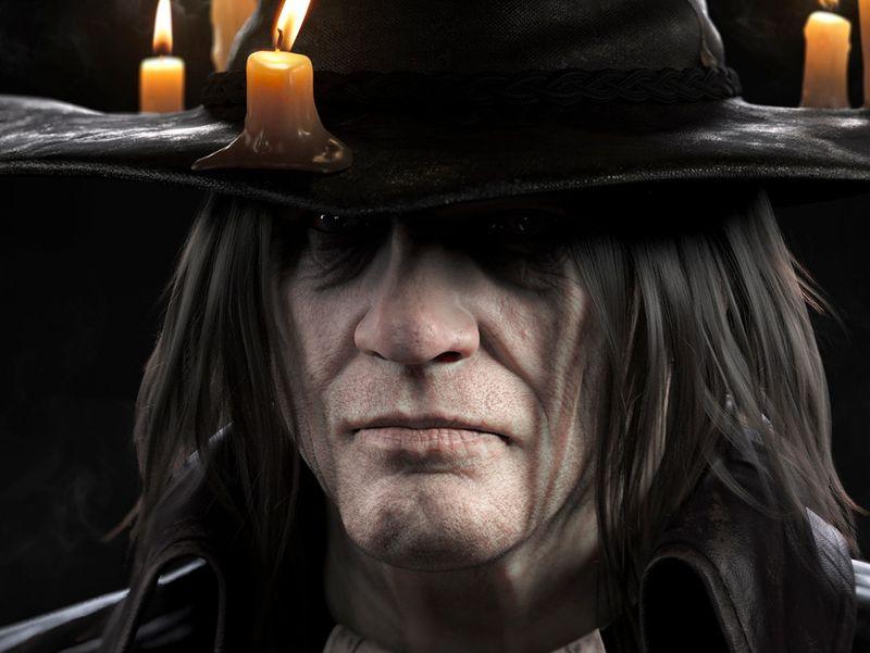 Creepy Priest
