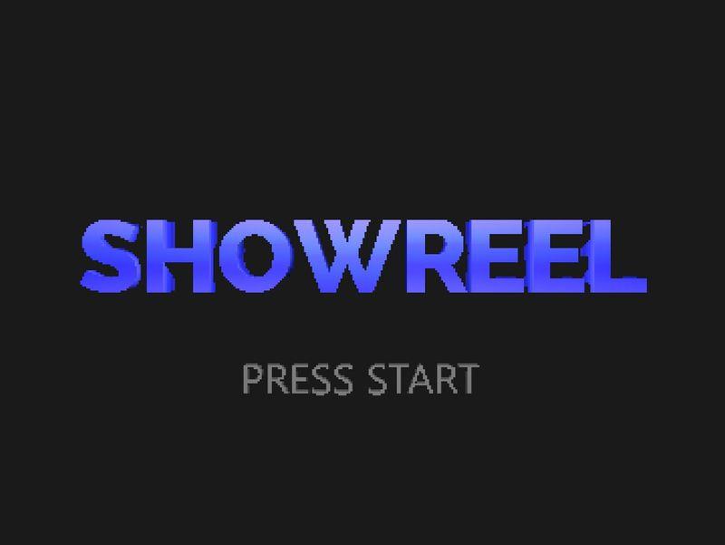 Motion Design Showreel