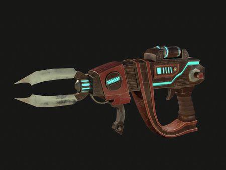 Pest Control Gun