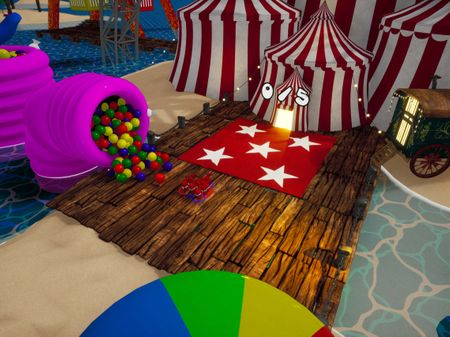 Seaside Circus