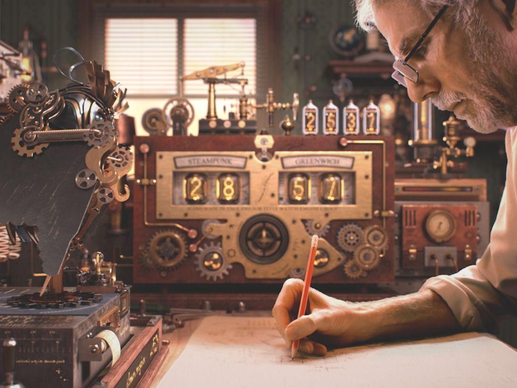 Geppettos' workshop