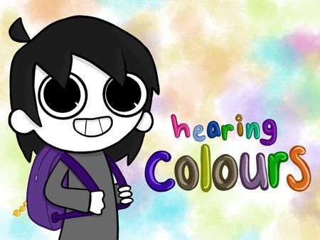 Hearing Colours - an RPG game for all ages