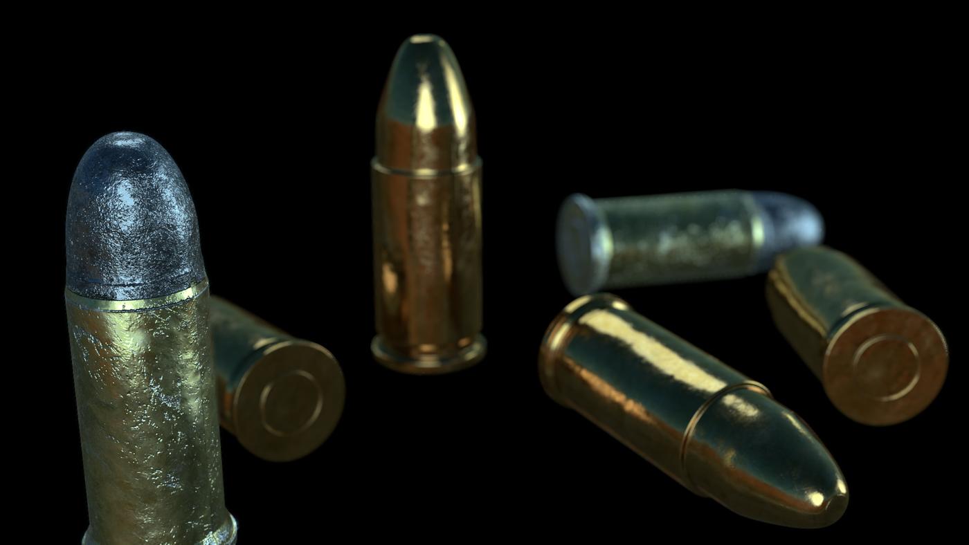 Bullets Dorian