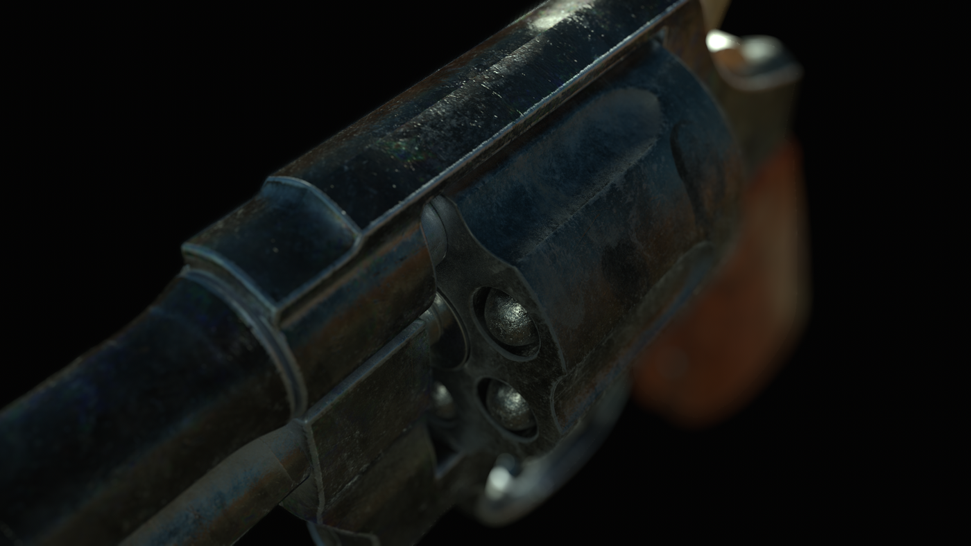 Revolver Propre 1 Dorian