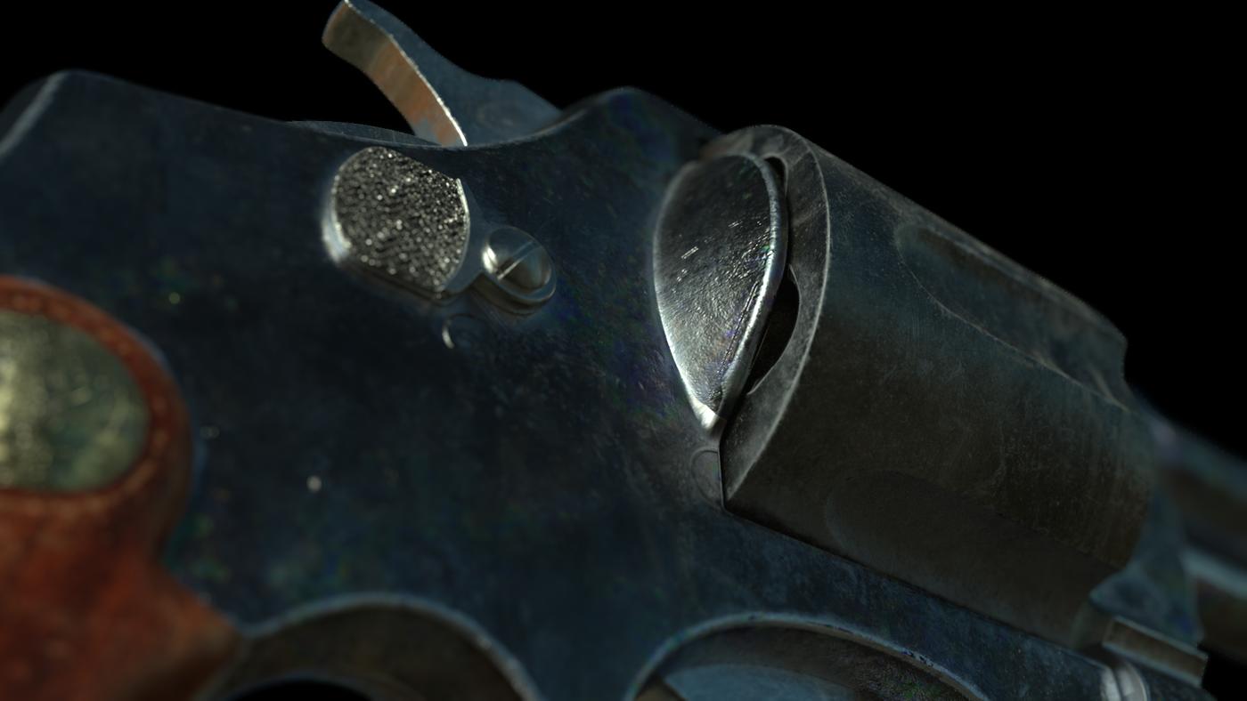 Revolver Propre 3 Dorian