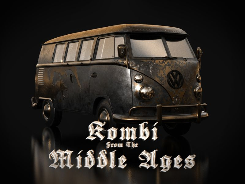 Kombi from the middle ages