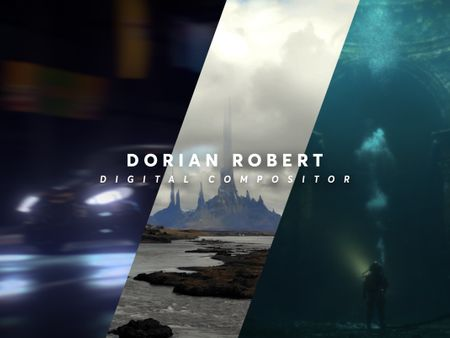 Dorian Robert - Digital compositor