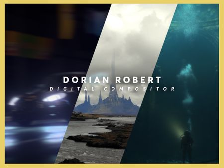 Dorian Robert - Digital compositor