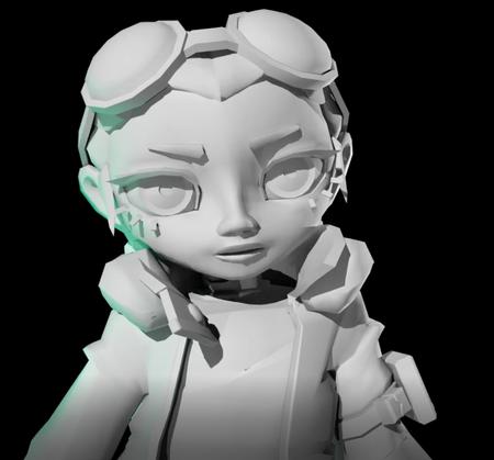 Character Design and Lipsync Task