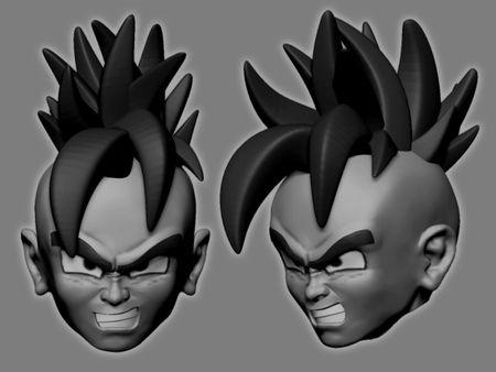 W.I.P. UUB - Dragon Ball GT