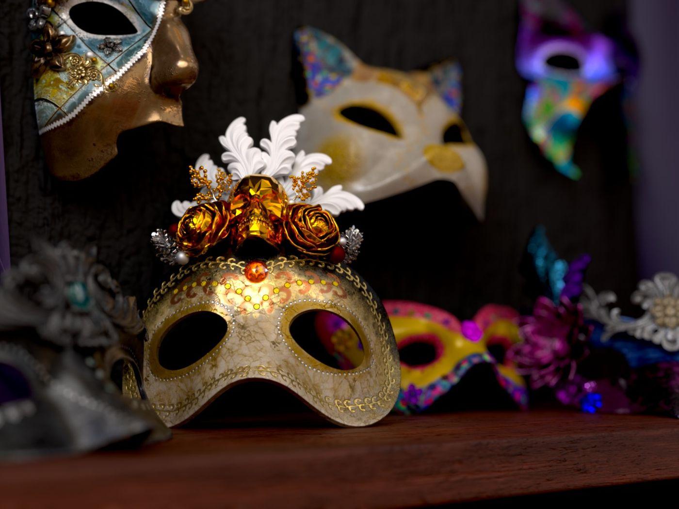 Venetian Masquerade Shop