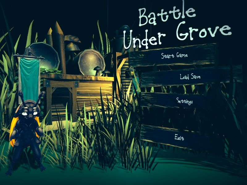 Battle Under Grove