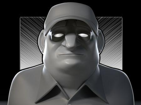 Arcade Grandpa (Wreck-It Ralph)