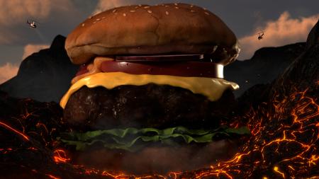 Lenny Snr. Burgers