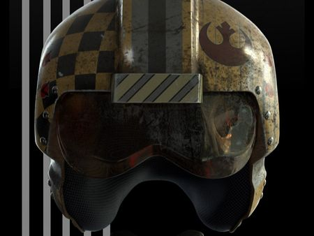 Star Wars - Rebel Helmet